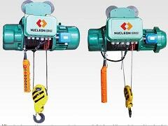 Manufacturer Supply Wire Rope Electric Hoist