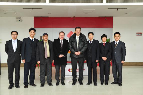 ABM President visit exchanges