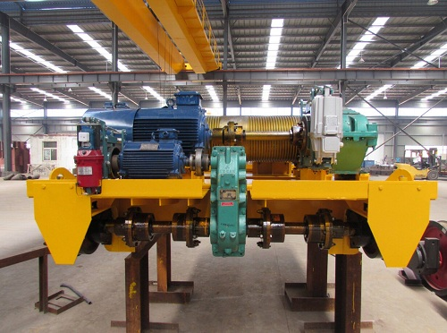 Overhead Crane Assembly : Overhead crane assembly nucleon group