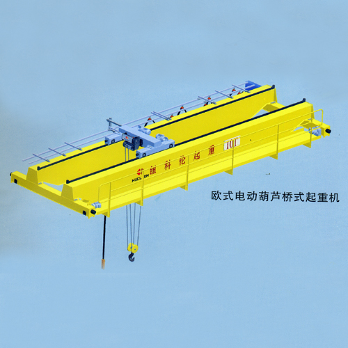 european-type-double-girder-overhead-crane