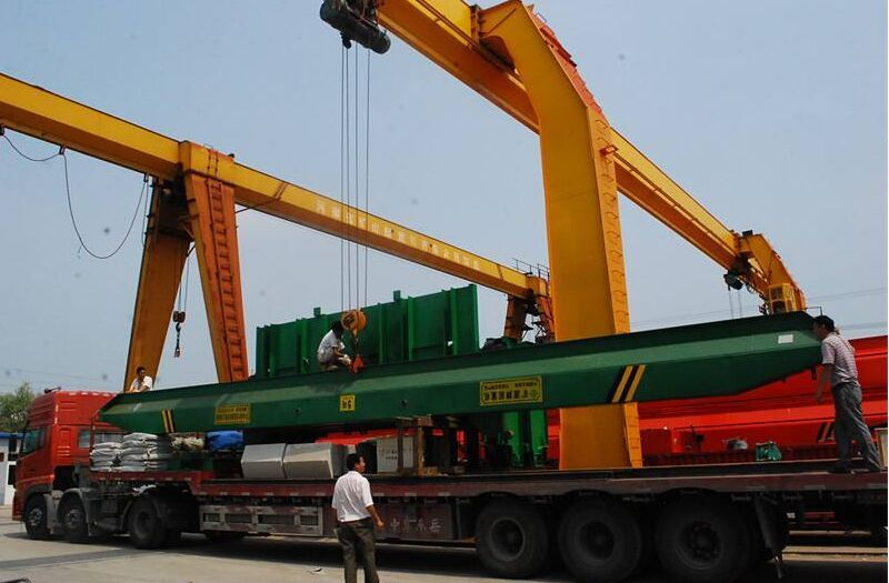 Heavy Equipment Crane