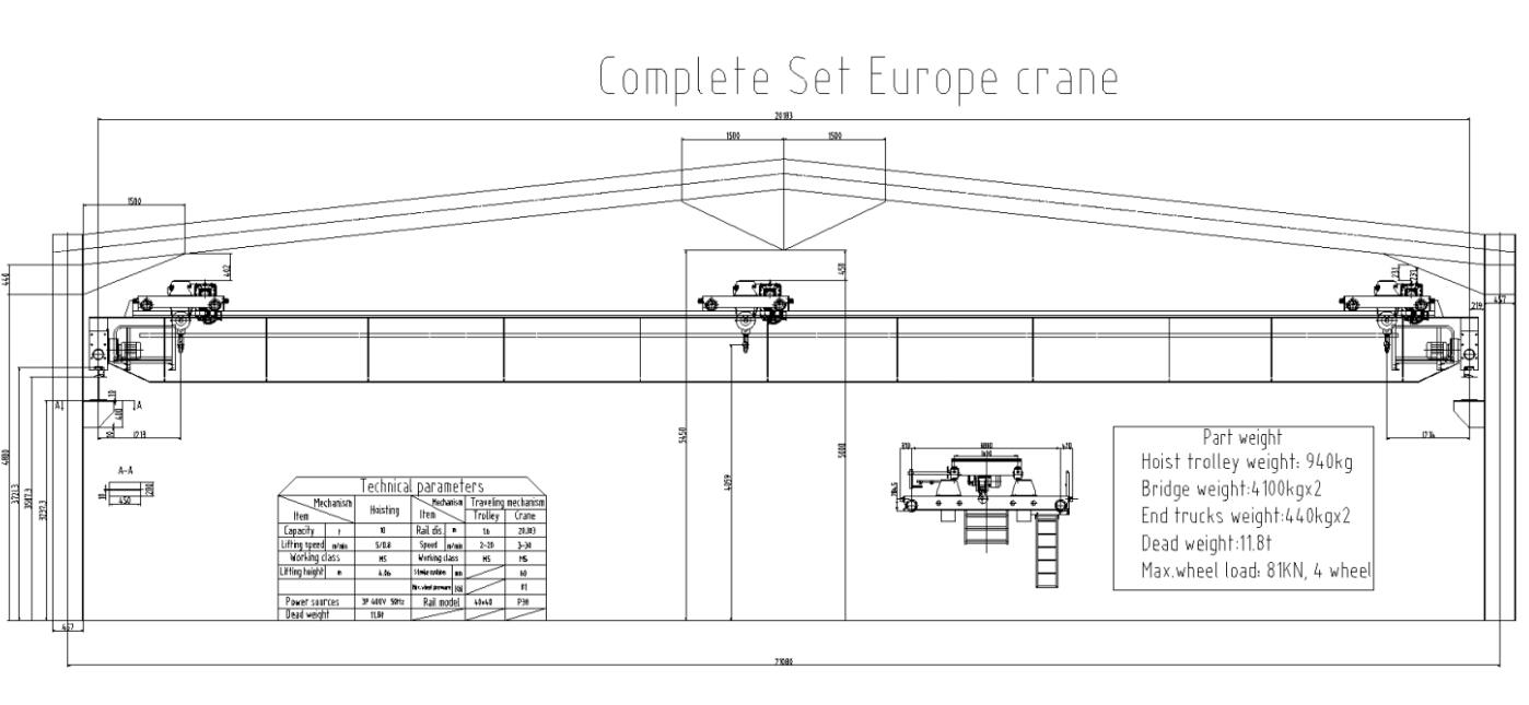 double-hoist-crane