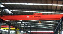 10 Ton Overhead Crane from Thailand customer order