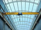 Single Beam Electric Overhead Travelling Crane