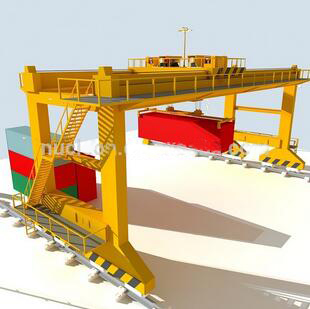 rubber-gantry-crane-manufacturer