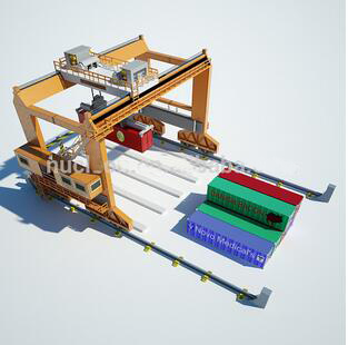 rubber-tyred-gantry-crane-manufacturer