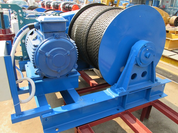wire-rope-winch