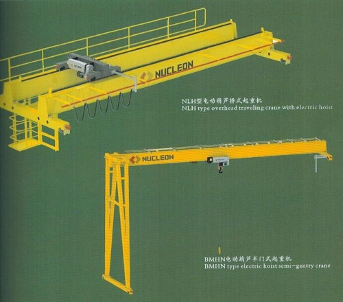 overhead-traveling-crane-with-electric-hoist