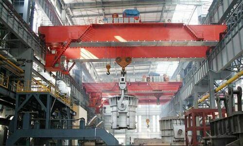 foundry-crane