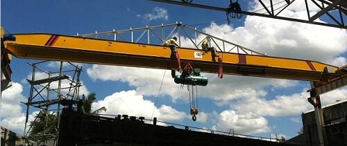 single-girder-bridge-crane-maintenance