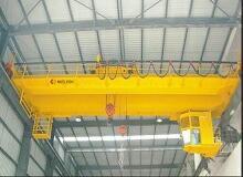 Overhead Crane Delivery To Peru