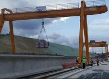 Long Span Gantry Crane