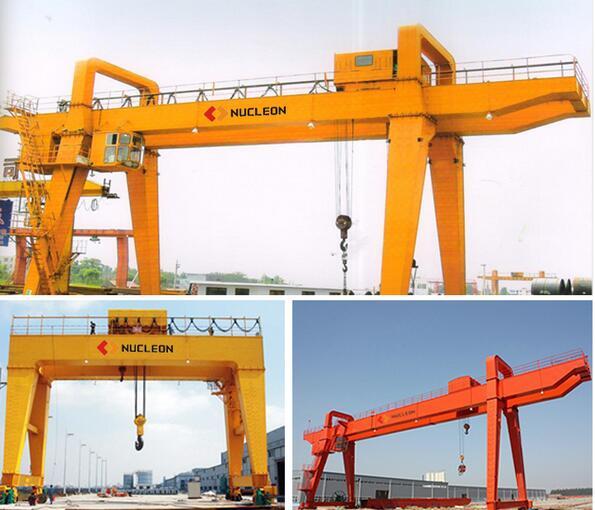 Building A Gantry Crane
