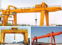 Building A Gantry Crane