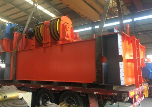 30TON Double girder gantry crane