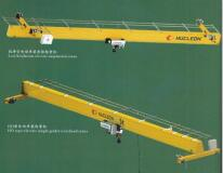 Electrical Single Girder Overhead Crane