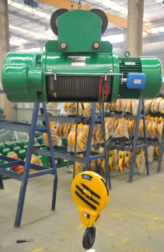 CD Model Electric Hoists