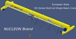 5 Ton Overhead Bridge Cranes