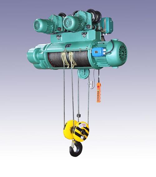 composition of electric hoist