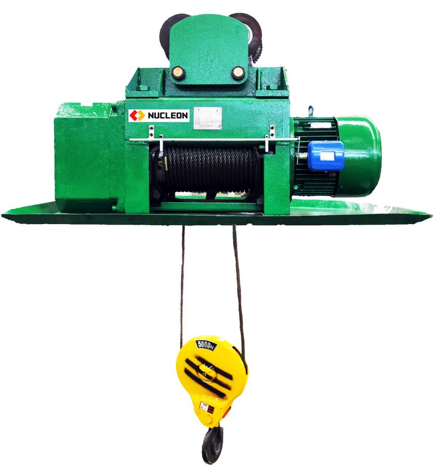 metallurgical electric hoist
