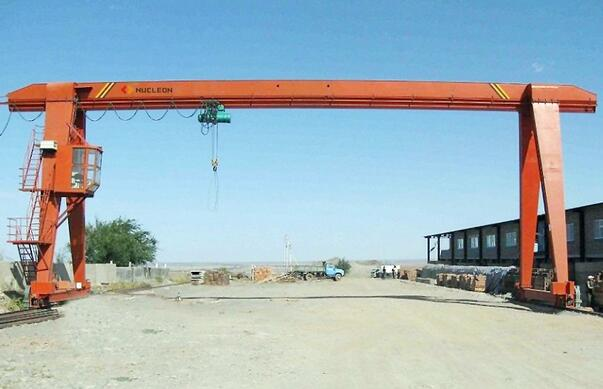 single beam gantry crane