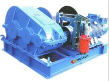 Electric Winch 15 Ton