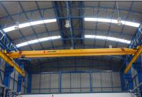 Single Girder Overhead Crane Lifting Equipment