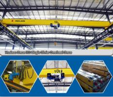 Single Girder EOT Crane Manufacturer