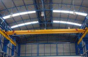 Single Overhead Crane Lifting Equipment