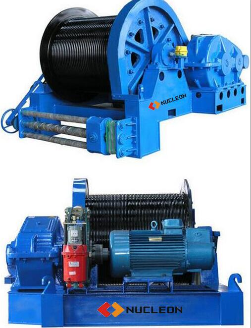Electric Winch Manufacturer In China