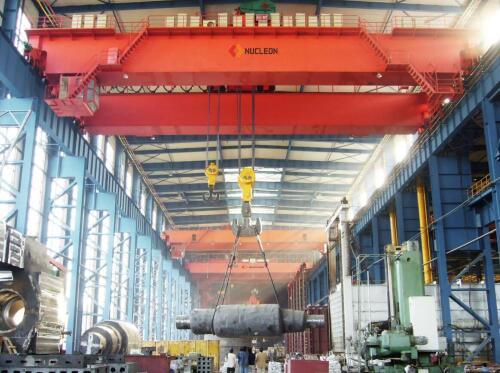 100ton overhead crane