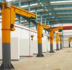 Column Rotation Jib Crane