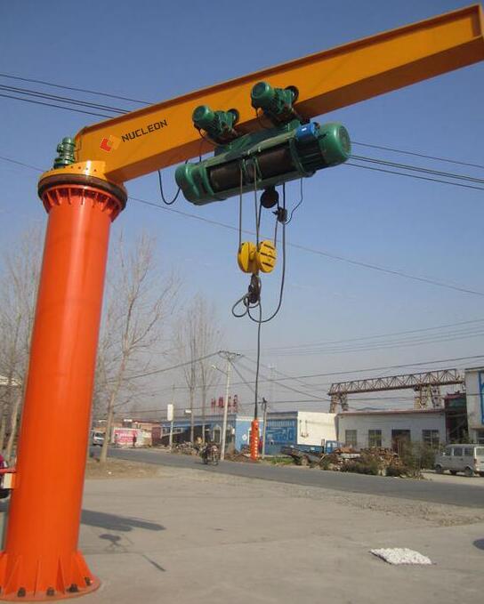 Overhead Jib Crane