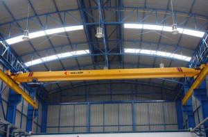10 ton Overhead Crane To Guatemala