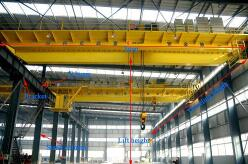Double Girder EOT cranes manufacturers in China