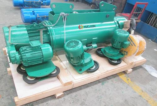 Electric Hoist 10 Ton