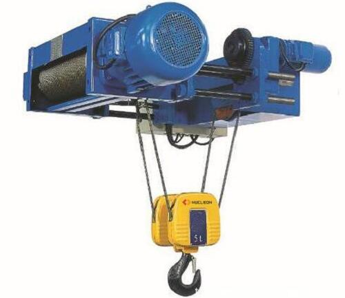 Electric Hoist With Trolley