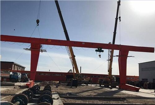 overhead gantry crane for sale
