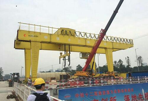 Gantry Crane Specification