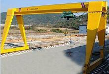 Gantry Traveling Crane