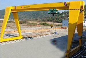 Railway Gantry Crane