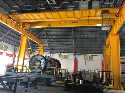 30 Ton Bridge Crane