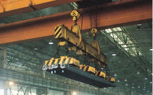 10 Ton Electromagnetic Gantry Crane