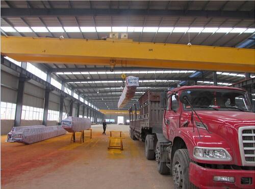 Double Girder EOT Crane 10 Ton