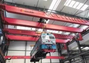 Double Girder Overhead Crane Trolley