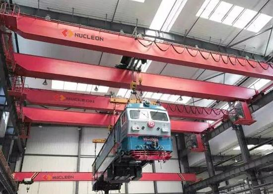 Double Girder Overhead Crane Sales