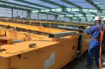 Double Girder Overhead Crane Mexico