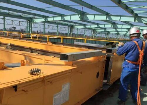 Steel Factory Used Bridge Crane Manufacturers