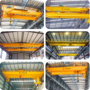 China Nucleon Double Girder EOT Crane Manufacturers