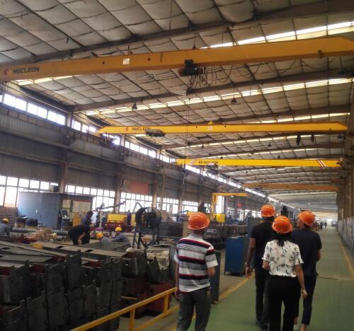 Overhead Crane Factory